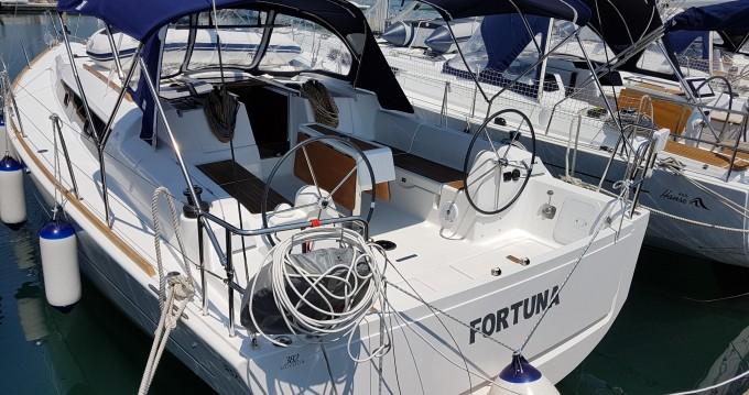 Location bateau Medulin pas cher Dufour 382 Grand Large