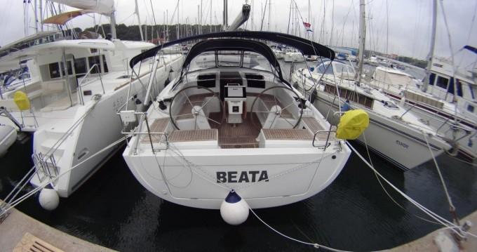 Location bateau Hanse Hanse 455 à Medulin sur Samboat