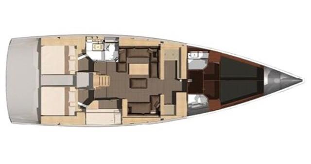 Location bateau Dufour Dufour 512 Grand Large à Dubrovnik sur Samboat