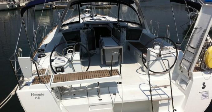 Louez un Bénéteau Oceanis 45 à Dubrovnik