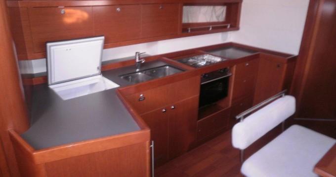 Location bateau Bénéteau Oceanis 45 à Dubrovnik sur Samboat