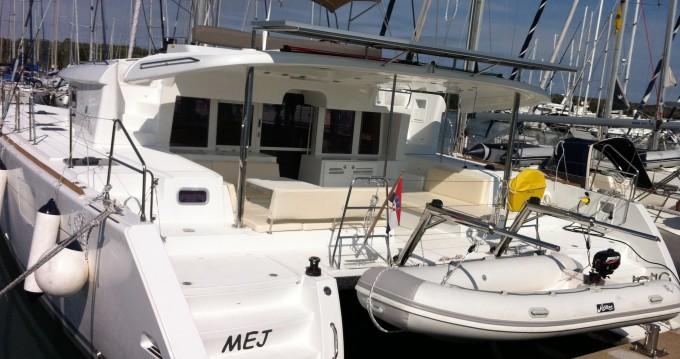 Location bateau Veruda pas cher Lagoon 450