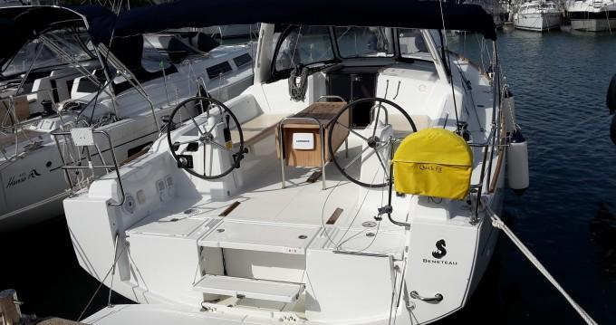 Location bateau Kaštel Gomilica pas cher Oceanis 38