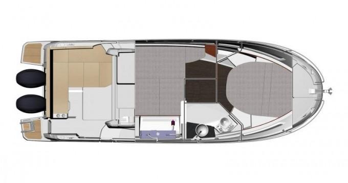 Location yacht à Veruda - Jeanneau Jeanneau Merry Fisher 895 sur SamBoat