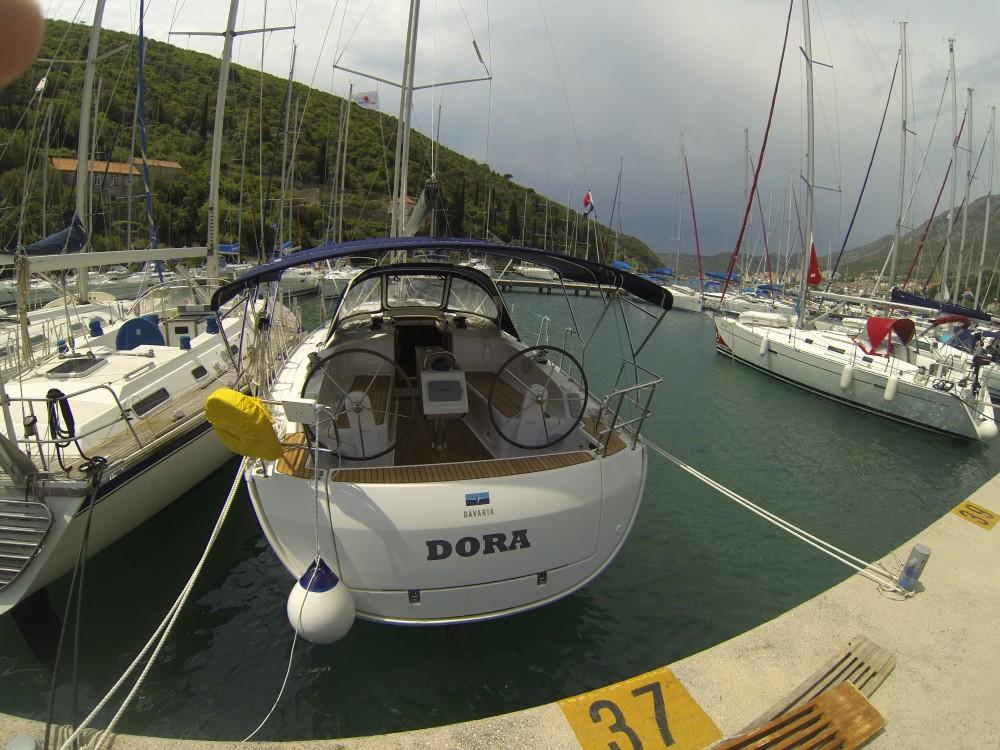 Location bateau Dubrovnik pas cher Bavaria Cruiser37