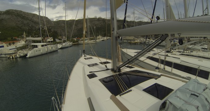Location yacht à Dubrovnik - Dufour Dufour 460 Grand Large sur SamBoat