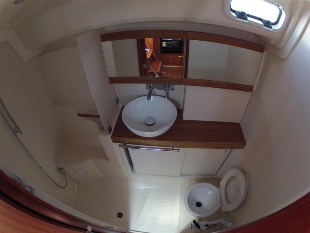 Location bateau ACI Marina Dubrovnik pas cher Hanse 445