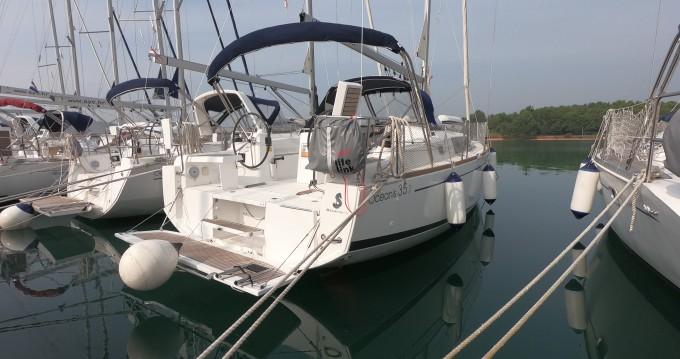 Location bateau Bénéteau Oceanis 35.1 à Medulin sur Samboat