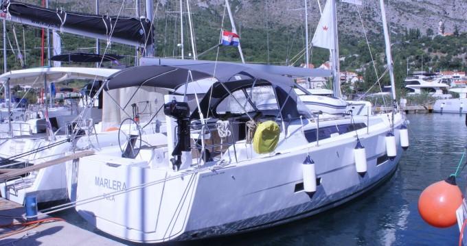 Voilier à louer à Dubrovnik au meilleur prix
