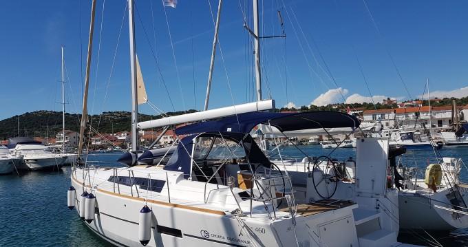 Dufour Dufour 460 Grand Large entre particuliers et professionnel à Dubrovnik
