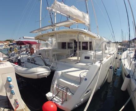 Location bateau Lagoon Lagoon 450 à Dubrovnik sur Samboat