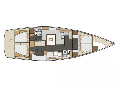 Location bateau Biograd na Moru pas cher Impression 50