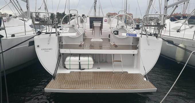 Location yacht à Biograd na Moru - Elan Impression 50 sur SamBoat