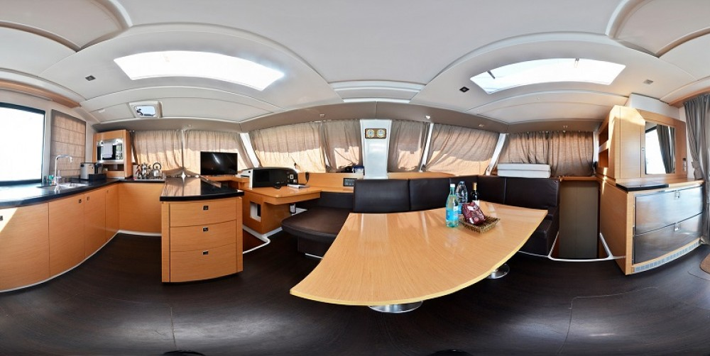 Location yacht à Marmaris - Fountaine Pajot Helia 44 Quatuor sur SamBoat