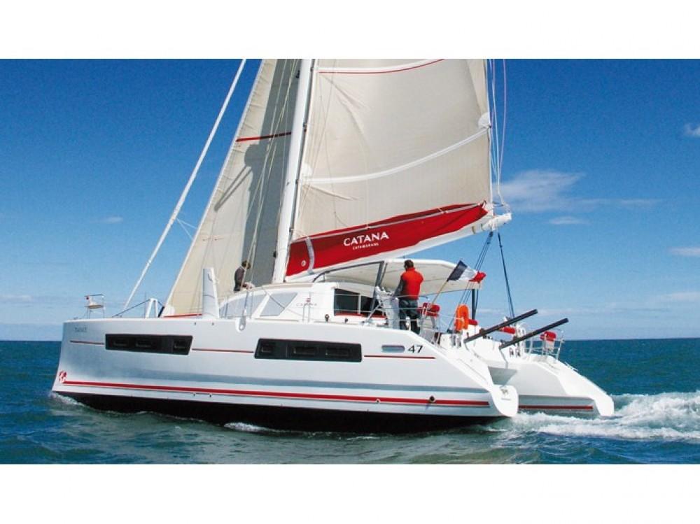 Location Catamaran à Marmaris - Catana Catana 47 Carbon