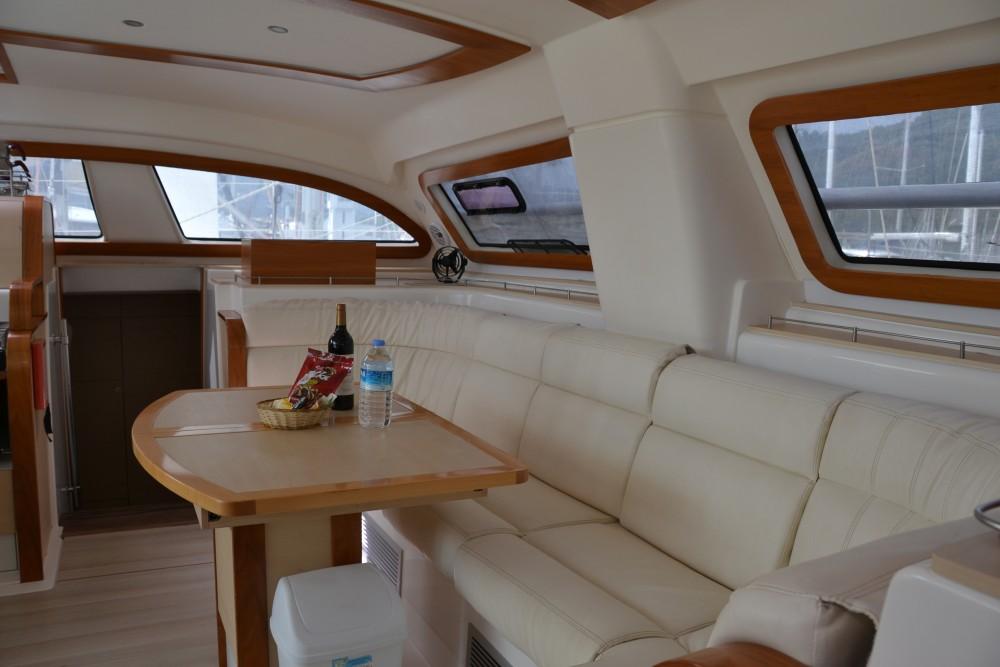 Louer Catamaran avec ou sans skipper Catana à Marmaris