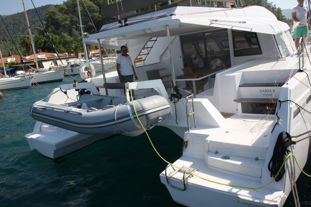 Louer Catamaran avec ou sans skipper Nautitech à Marmaris