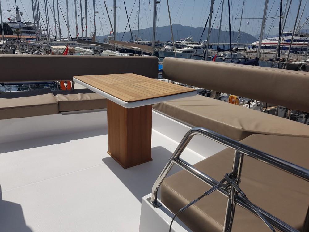 Location Catamaran Nautitech avec permis