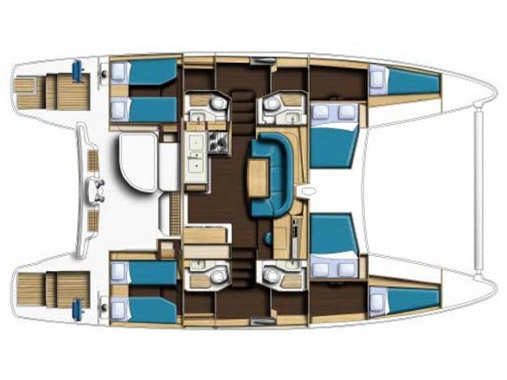 Location yacht à Marmaris - Catana Catana 47 Carbon sur SamBoat