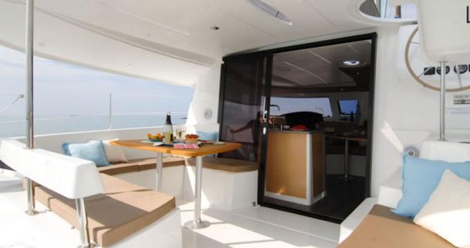 Location Catamaran à Marmaris - Fountaine Pajot Lipari 41 Maestro evo