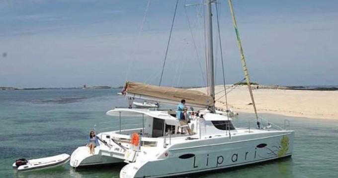 Location Catamaran à Marmaris - Fountaine Pajot Lipari 41