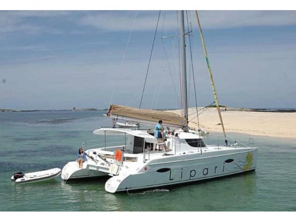 Location bateau Marmaris pas cher Lipari 41 Quatuor