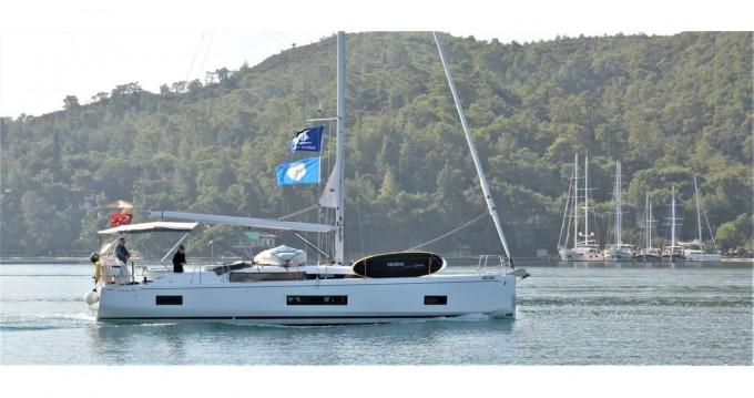 Location bateau Bénéteau Oceanis 46.1 à Fethiye sur Samboat