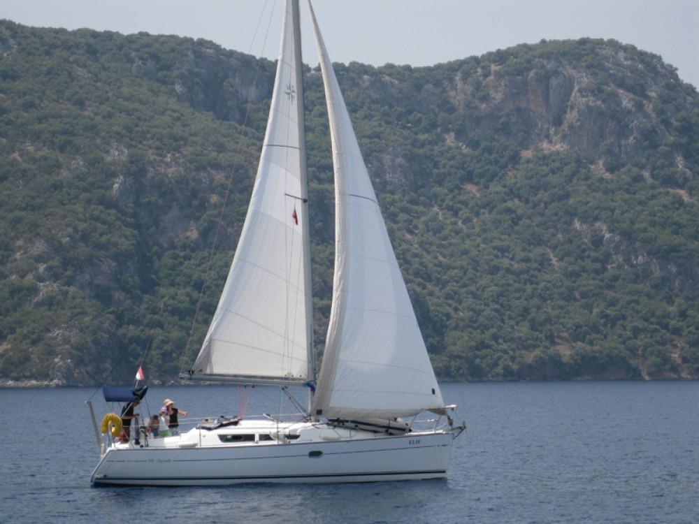 Location Voilier à Fethiye - Jeanneau Sun Odyssey 32 i