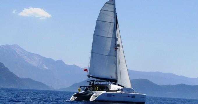 Location bateau Fethiye pas cher Lagoon 380 S2