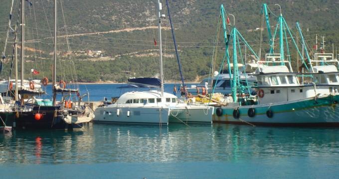 Louez un Lagoon Lagoon 380 S2 à Fethiye