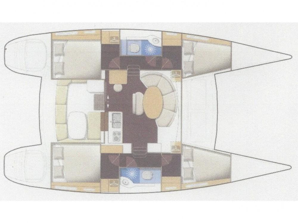 Location Catamaran à Fethiye - Lagoon Lagoon 380 S2