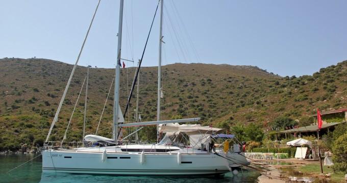 Location bateau Jeanneau Sun Odyssey 439 à Fethiye sur Samboat