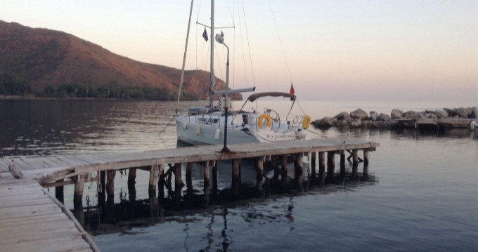 Location bateau Jeanneau Sun Odyssey 36i à Fethiye sur Samboat