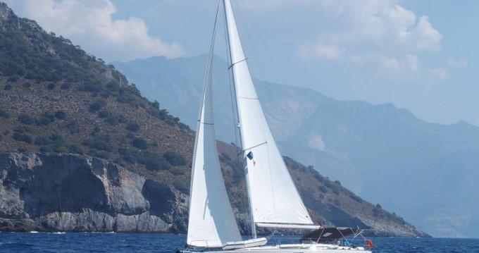 Jeanneau Sun Odyssey 409 entre particuliers et professionnel à Fethiye