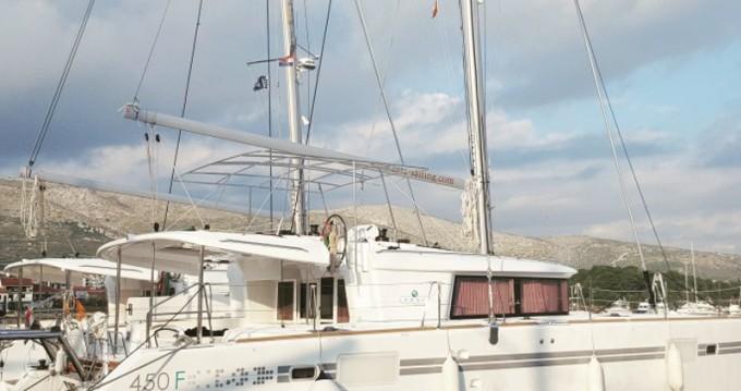 Lagoon Lagoon 450 F entre particuliers et professionnel à Trogir
