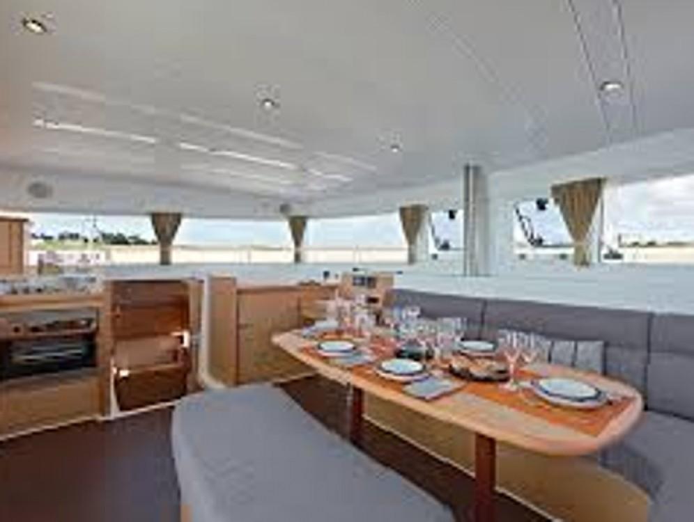Louer Catamaran avec ou sans skipper Lagoon à PREVEZA MARINA