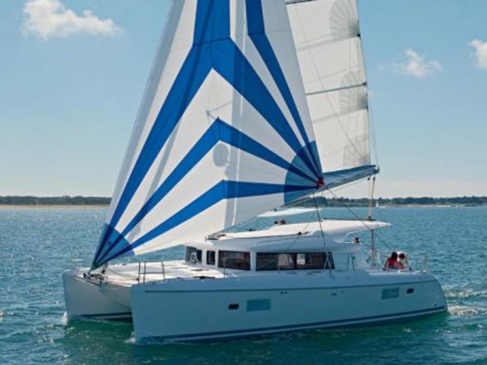 Location bateau PREVEZA MARINA pas cher Lagoon 421