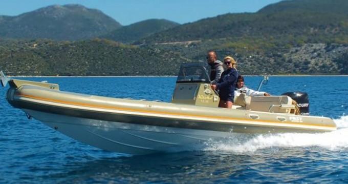 Louez un  Fost Obssesion 740 à Port de Lefkada