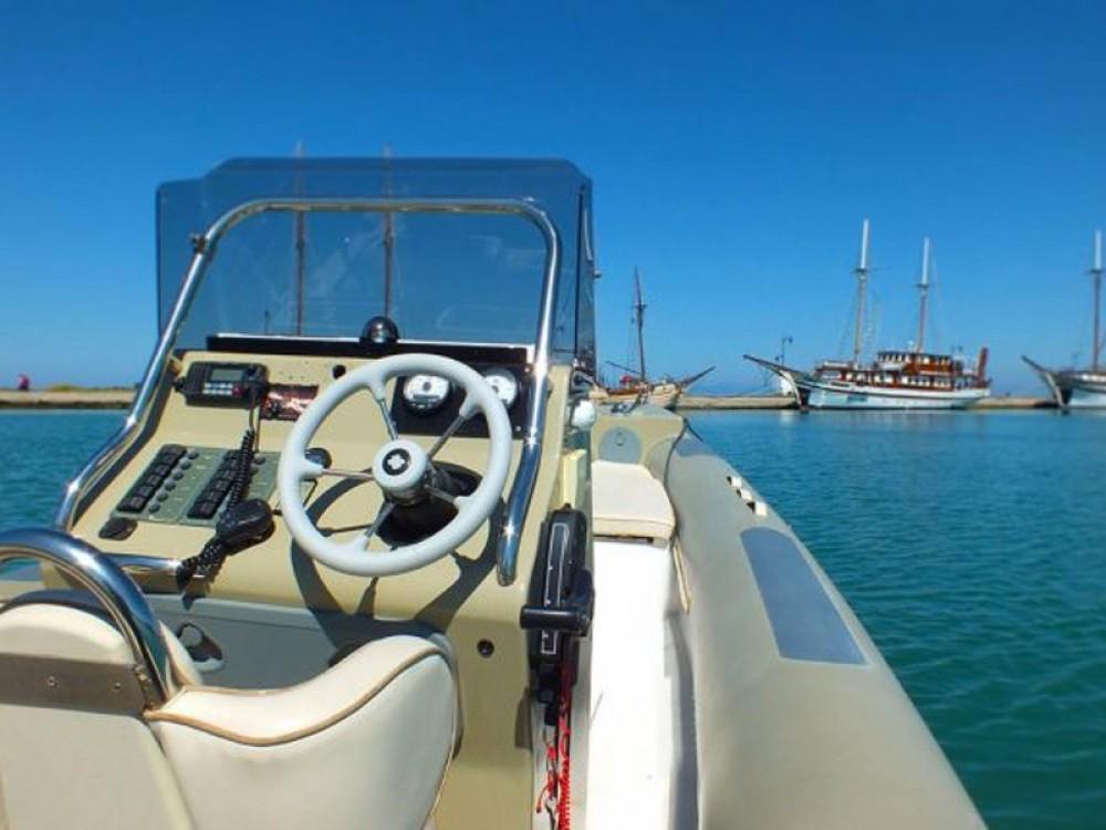 Location yacht à Leucade -  Fost Obssesion 740 sur SamBoat