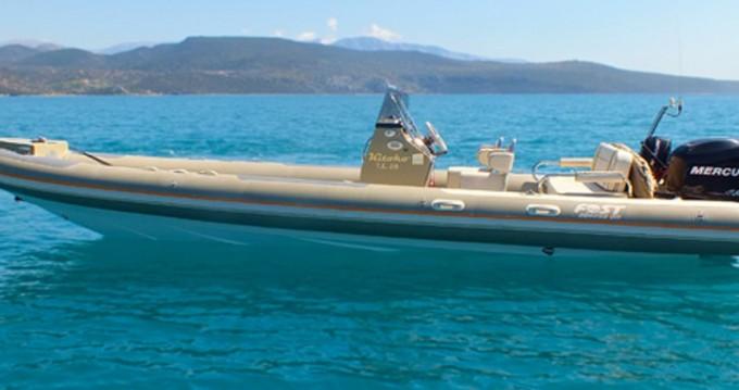 Louer Bateau à moteur avec ou sans skipper  à Port de Lefkada
