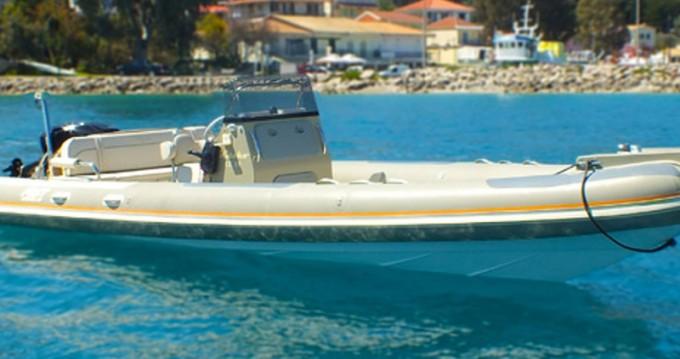 Location bateau Port de Lefkada pas cher Fost Obssesion 740