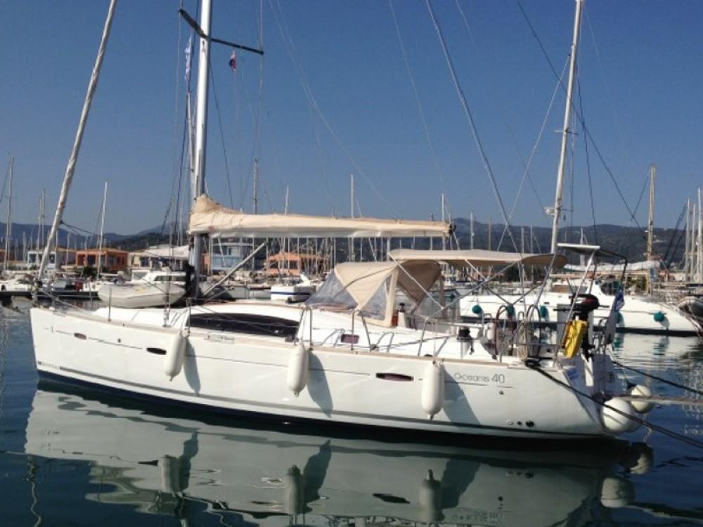 Location bateau Bénéteau Oceanis 40 à Lefkada sur Samboat