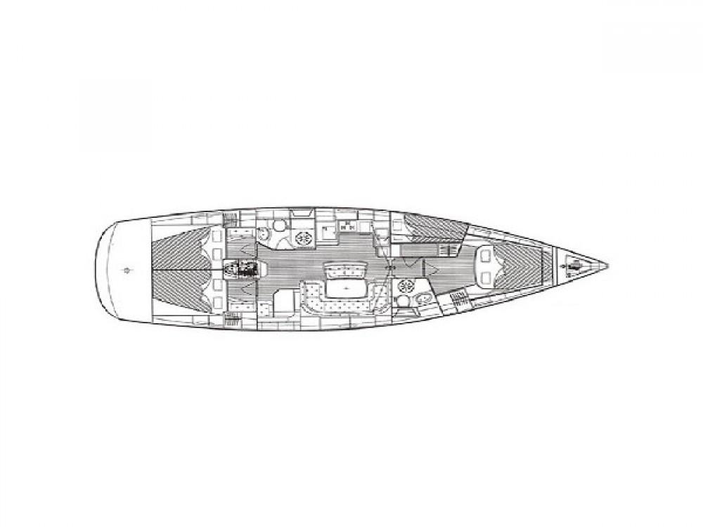 Location bateau Lefkáda pas cher Bavaria 46 Cruiser