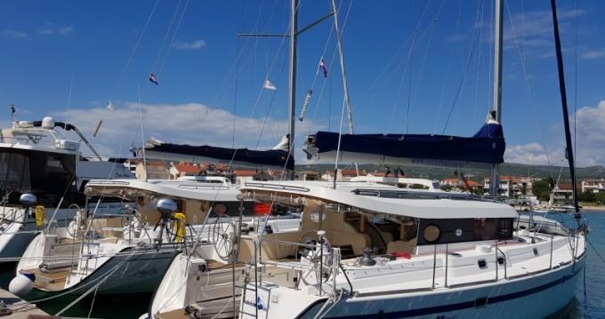 Location bateau Rogoznica pas cher Dufour Atoll 6