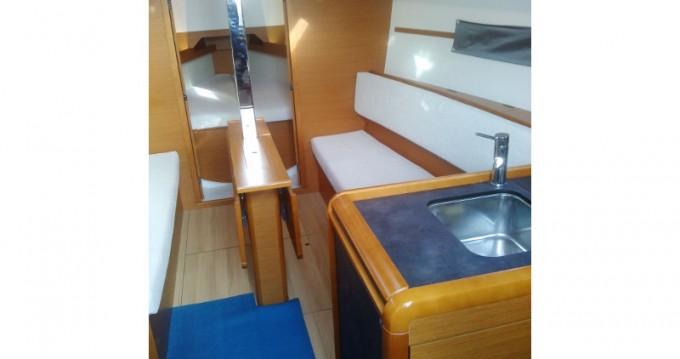 Location bateau Jeanneau Sun Odyssey 349 à Trapani sur Samboat