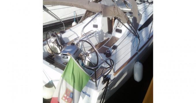 Location bateau Trapani pas cher Sun Odyssey 349