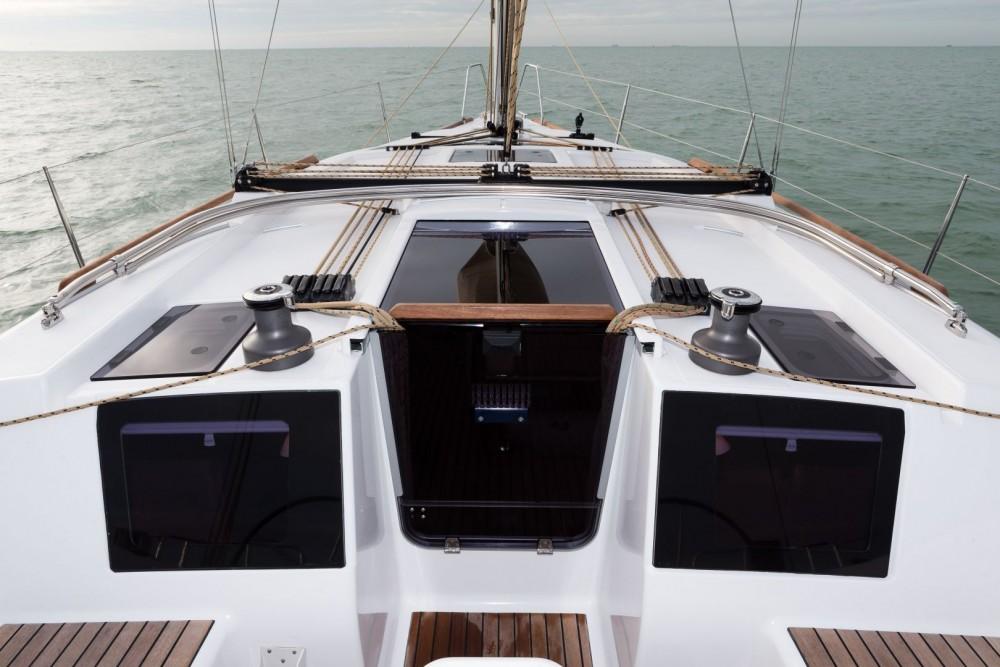 Location yacht à Cagliari - Dufour Dufour 382 GL sur SamBoat