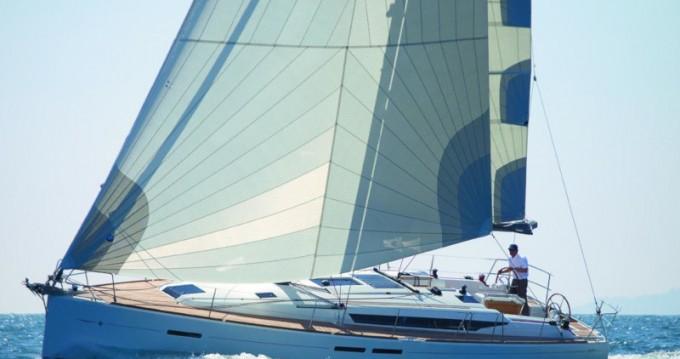 Location Voilier à Cagliari - Jeanneau Sun Odyssey 449