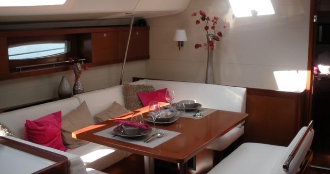 Location yacht à Cagliari - Bénéteau Oceanis 54 sur SamBoat