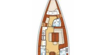 Location bateau Bénéteau Oceanis 43 à Cagliari sur Samboat
